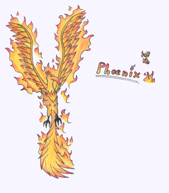 La (presque) galerie de Tenshi 256419Phoenix