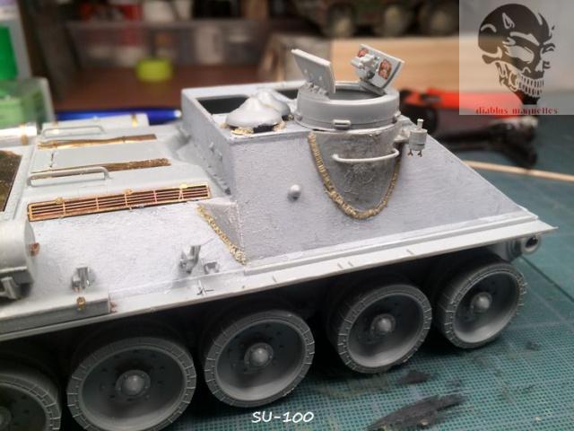 SU-100 marque Dragon 1/35 256488IMG3881