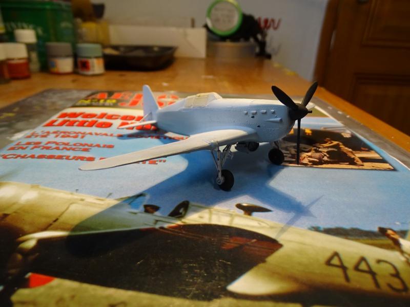 Morane Saulnier MS 406 GC I/2 Damblain Sgt Antoni Beda Avril 1940 256899DSC01311