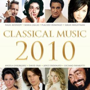 Compilations incluant des chansons de Libera 257080Classical2010UK300