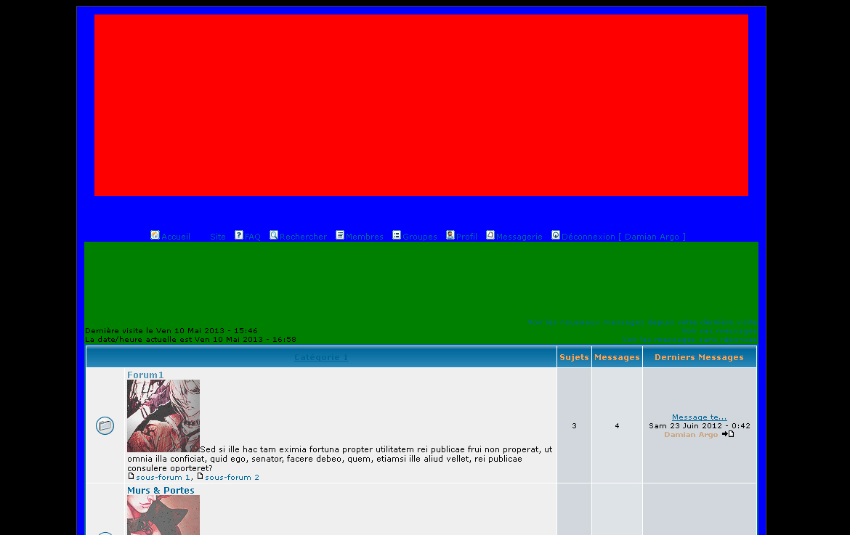 Tag webdesign sur Never Utopia - graphisme, codage et game design 257418elements