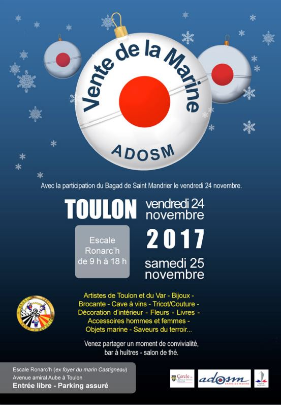 [ Associations anciens Marins ] ADOSM TOULON 2017 2574633701