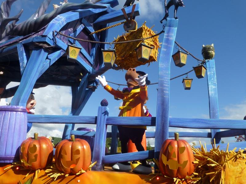 Trip Report d'une journée drôlement effrayante le 8 octobre pour Halloween et TR d'un séjour au Cheyenne les 19 et 20 novembre pour Noël :) 258258P1240150