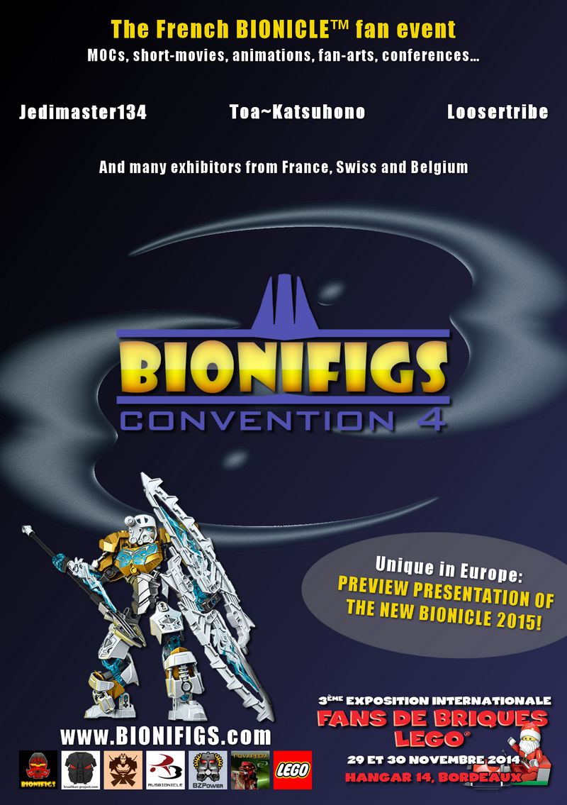 [Expo] BIONIFIGS Convention 4 : Les Bionicle 2015 à Bordeaux fin novembre 258426AfficheConvention4env2resize