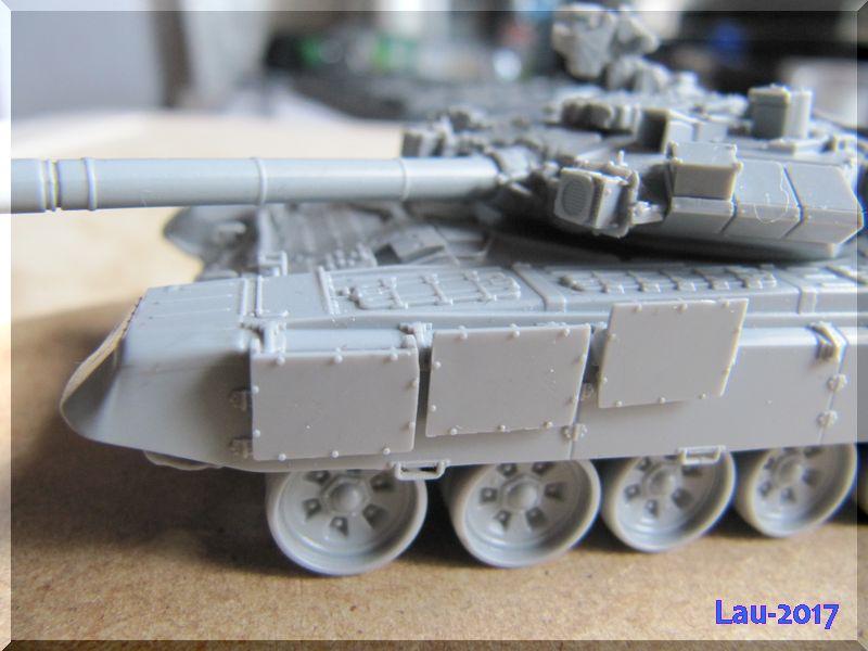 T90 Vladimir - Zvezda - 1/72ème 259042T9010