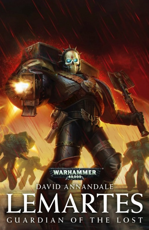 Lemartes: Guardian of the Lost de David Annandale 259805qefs