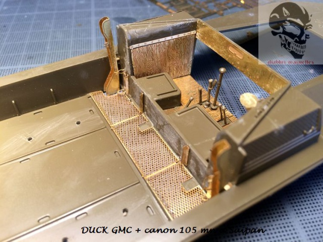 Duck gmc,avec canon de 105mn,a Saipan 260016IMG4434