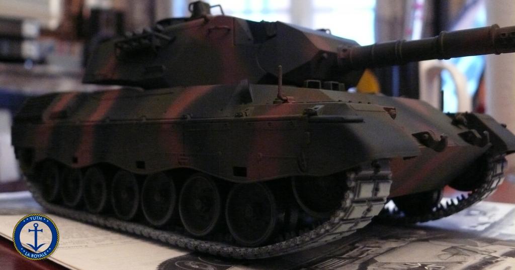 Bundeswehr Leopard 1 A4 260671leoparda437