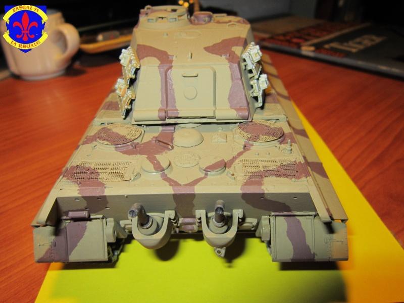 Sd.Kfz.182 King Tiger à tourelle Henschel de Dragon au 1/35e par pascal 94 260732IMG1172L