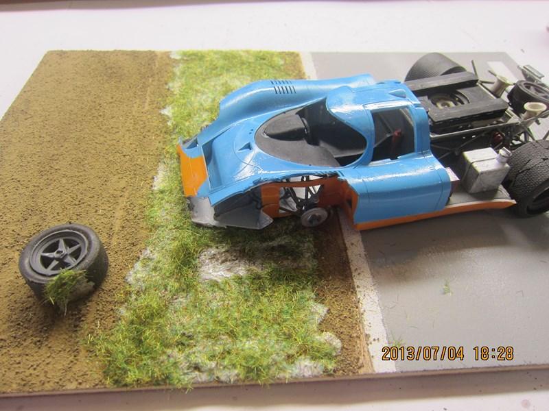 """Porsche 917 n°20 Film """"Le Mans """" 260991IMG1113Copier"""