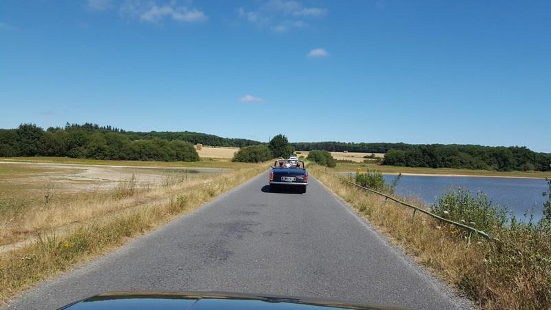 25 Juin - 30ème Rallye de l'Amicale Rétro Peugeot Atlantique 26100820170625Rallyeannuel042
