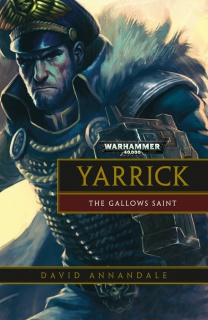 Programme des publications The Black Library 2015 - UK  - Page 7 261409YarrickTheGallowsSaint