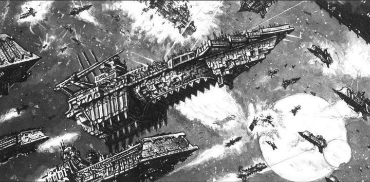 [W40K] Collection d'images : Flotte Impériale 261912Imperialnavy8