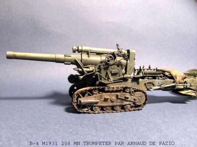 un B-4 M1931 203 mn (le marteau de Staline trumpeter 1/35 - Page 2 262031B42016