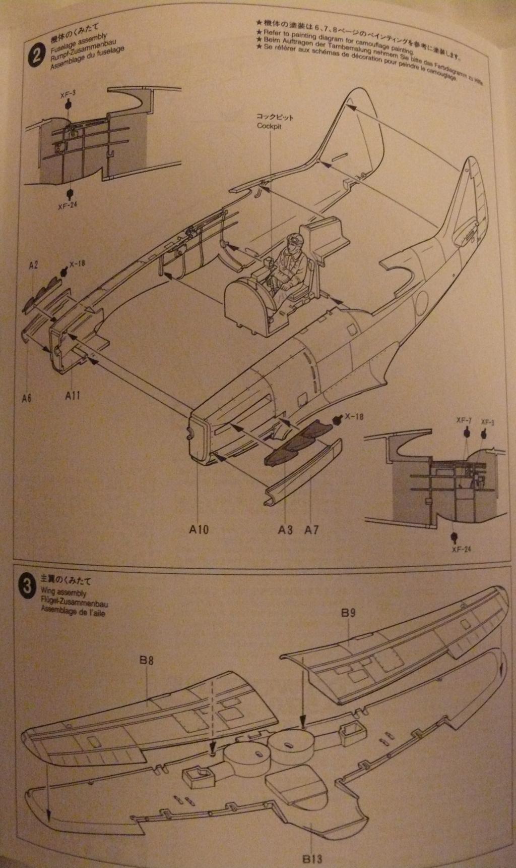 Dewoitine D.520 édition spéciale 1/48 Tamiya 262170D52005
