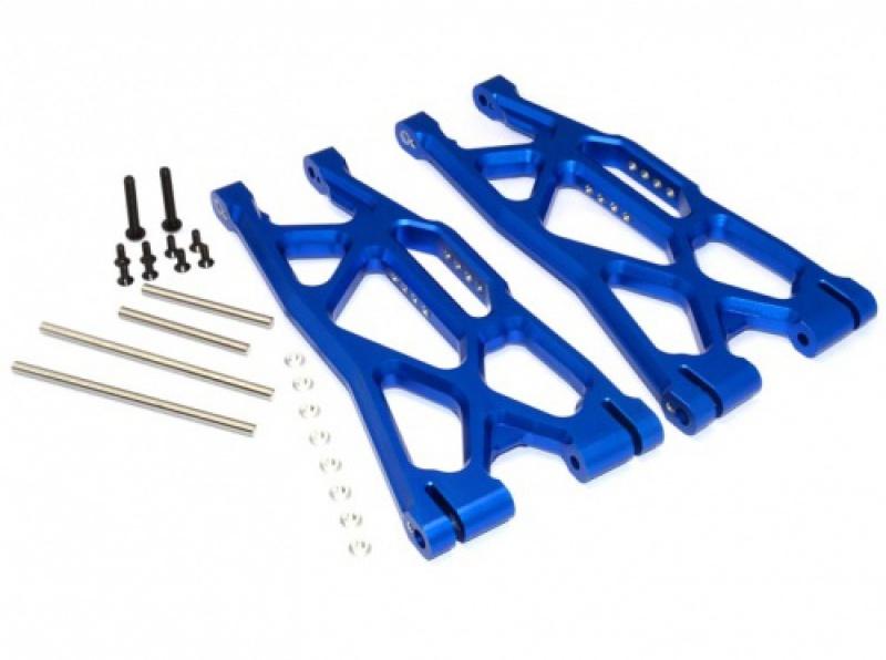 GPM Racing propose des pièces en aluminium / bielette de servo / pignon moteur 262365gpm1