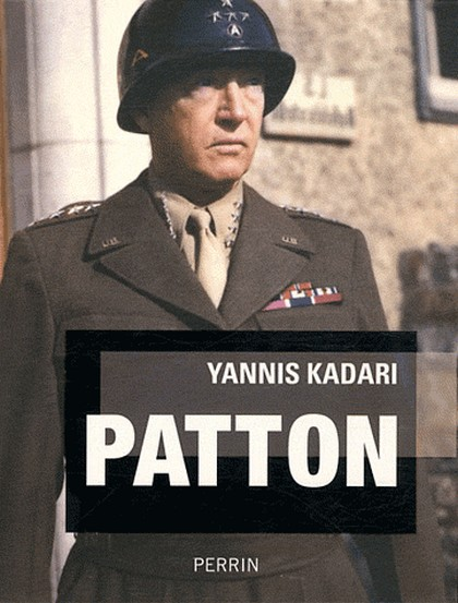 "Editions Perrin : collection ""Maîtres de Guerre"" 263408Patton"