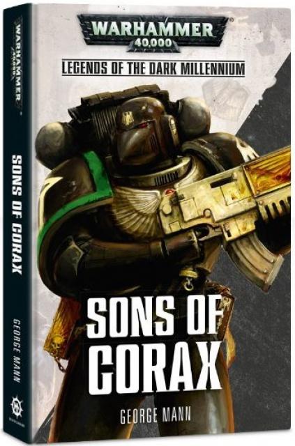 Legends of the Dark Millennium: Sons of Corax de George Mann - Anthologie 263472531