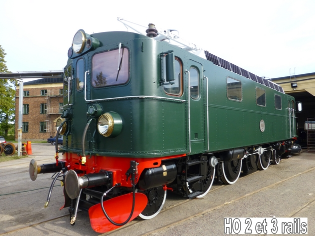 Coffret du centenaire de la traction électrique des C.F. suédois 263556SJ90310september20156Muse630