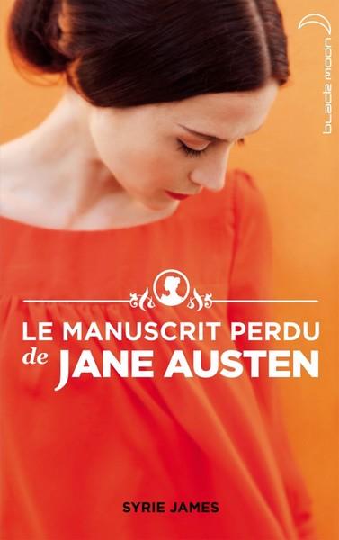 Le manuscrit perdu de Jane Austen de Syrie James 263866logo253658