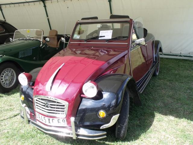 23e rassemblement de véhicules anciens et d'exception de Verna (38) - 2013 26410318Citron2CV6kitHauffmann1987