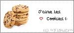 Pour les Gourmands! 264398Jaimelescookies