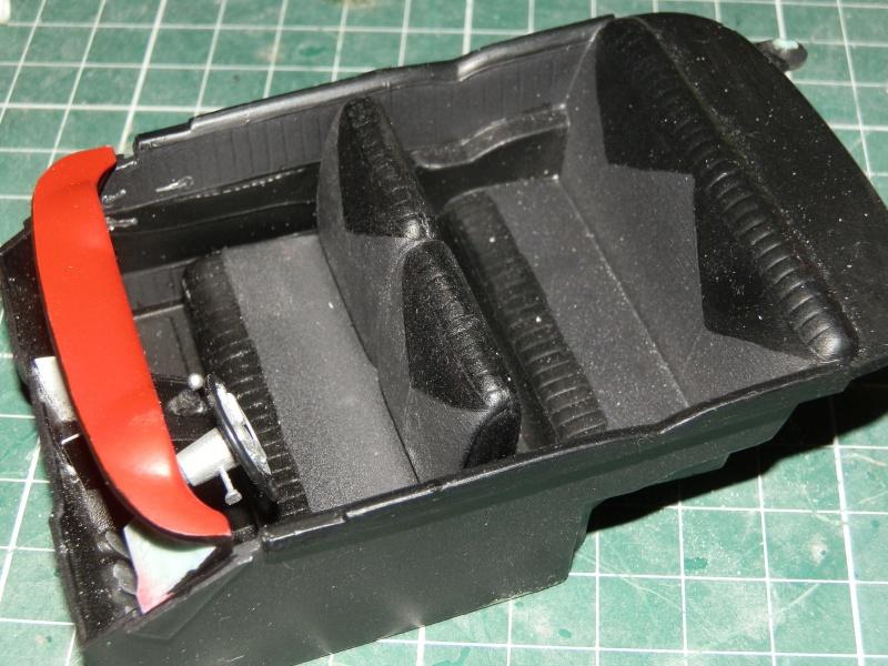 #47 : Chevy bel air 56 custom (TERMINEE) 264919P9305381