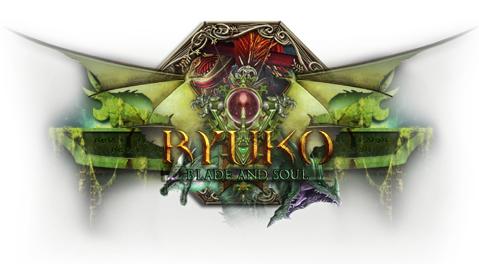 Blade And Soul RYUKO