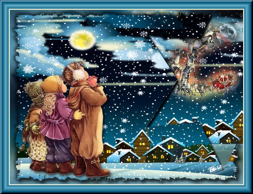 Père Noël revient (PSP) 265184cration
