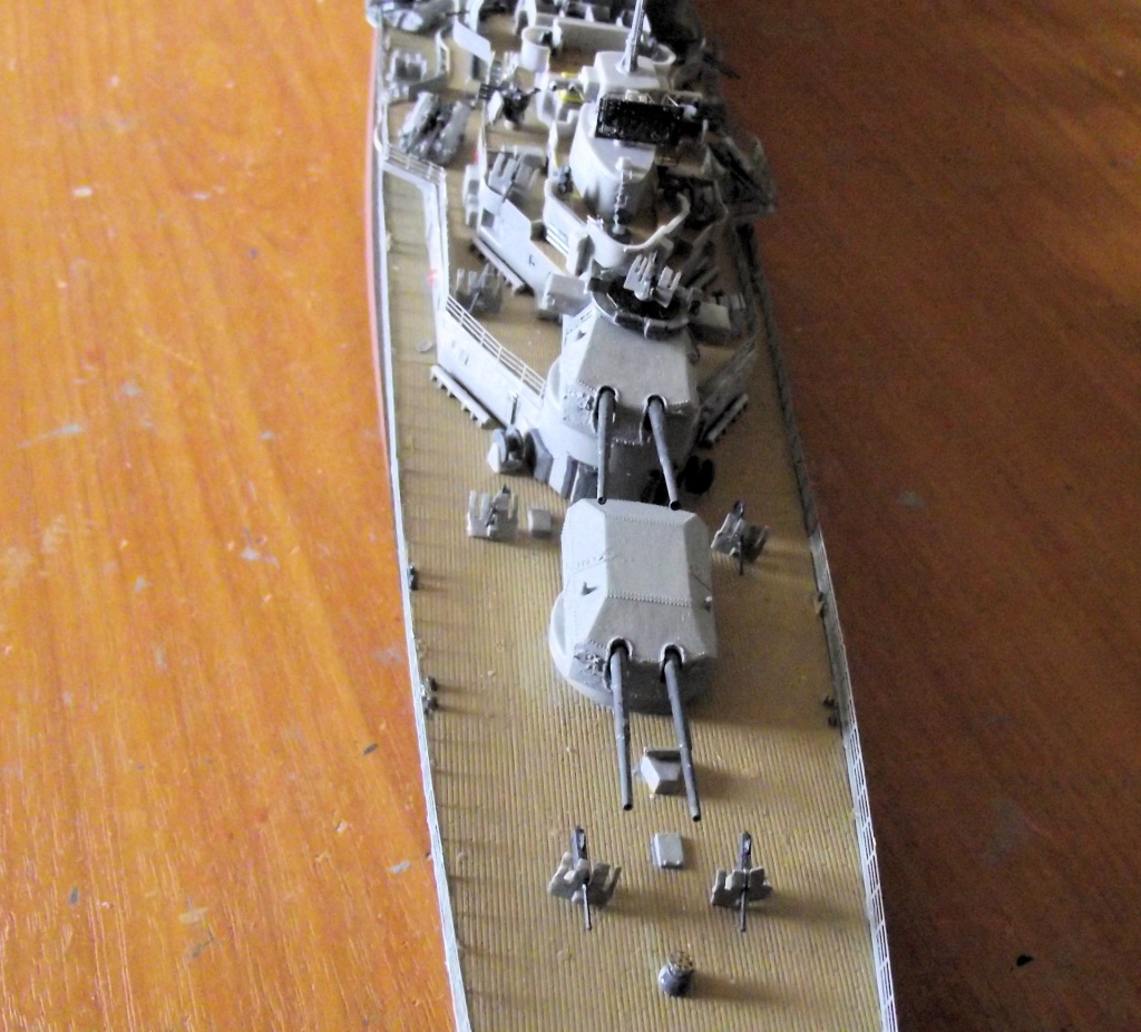 Prinz Eugen Trumpeter au 1x350 avec PE 265220PrinzEugen1x35050