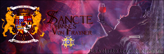 Sancte Iohannes Von Frayner 265263bannSancteCapit23