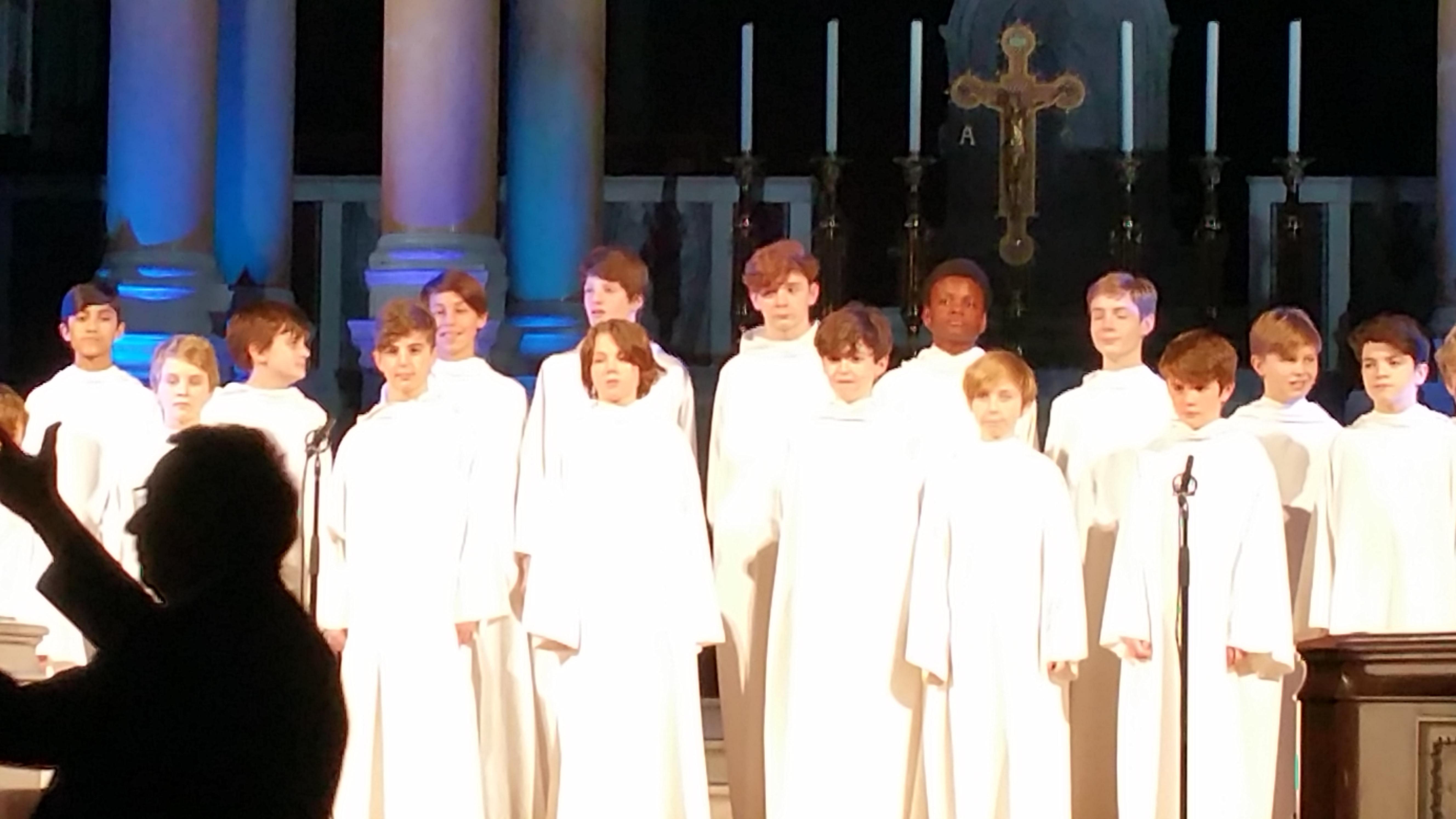 Concert à la cathédrale de Westminster (initialement St George's) le 1er décembre 2017 - Page 3 26545120171201221057