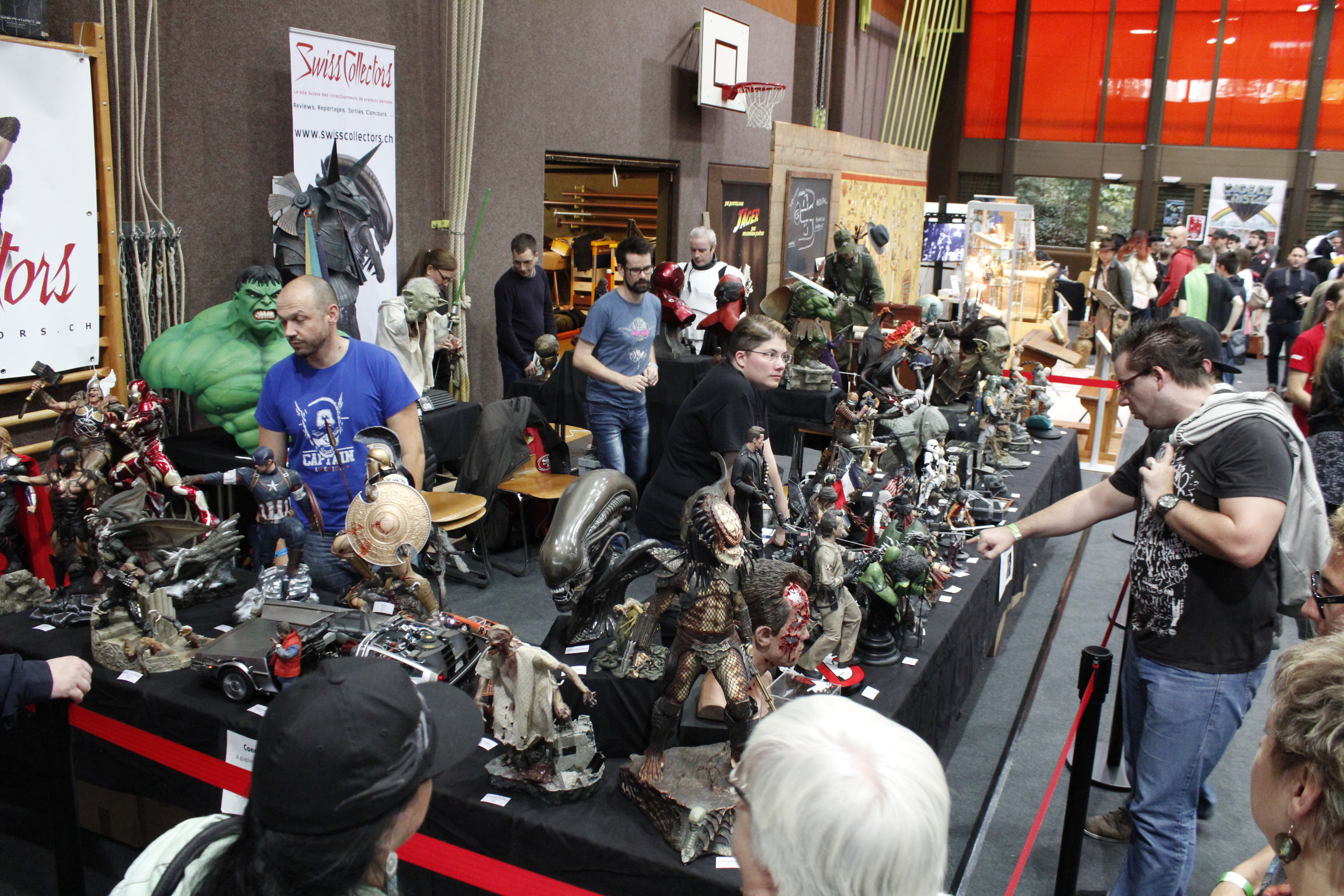 Swiss Fantasy Show - Morges 22/23 octobre 2016 - Page 4 265562MG3497
