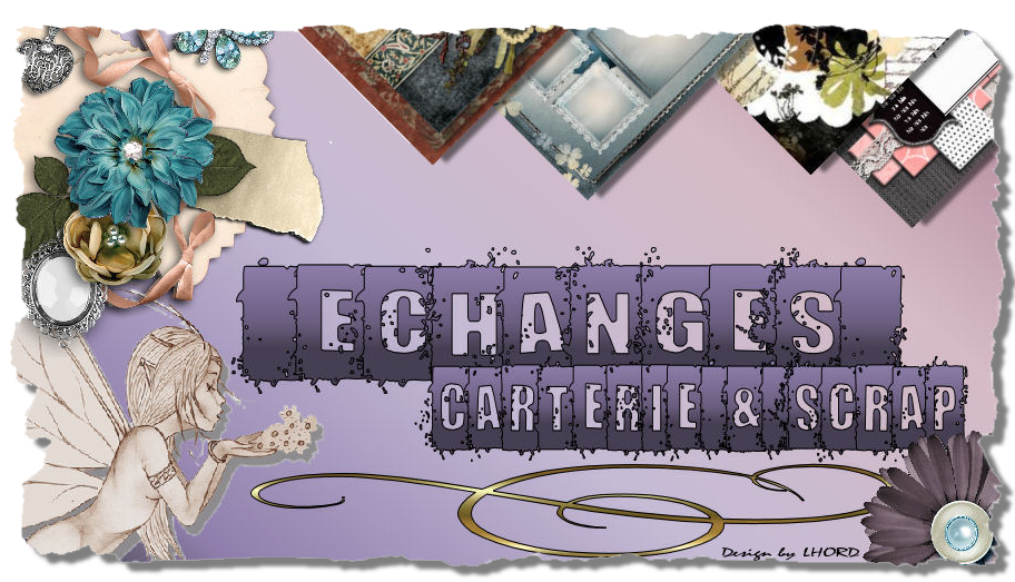Echanges carterie et scrap