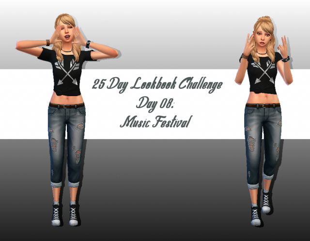 [Look] 25 Day Lookbook Challenge  266430Jour8