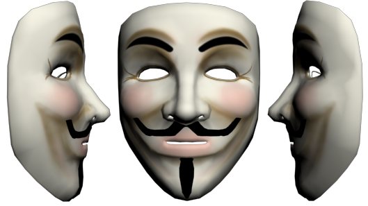 [REL] Anonymous mask HD 266895HDMASK