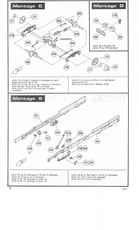 GMC . CCKW 353 (Réf. L809) 1/35 267280GMC004