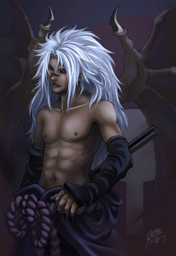 Images des personnages de Naruto seuls 267604FANARTCursedUchihabyKuroiTsuki