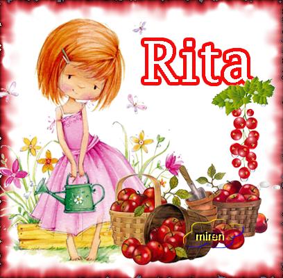 Nombres con R - Página 2 267679Rita