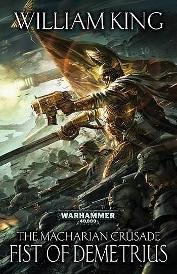 Fist of Demetrius (The Macharian Crusade T2) by William King 268238FistofDemetrius
