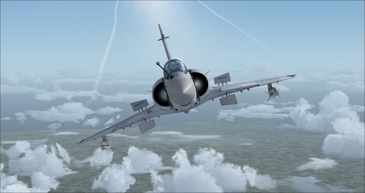 Mirage 2000-C 268462M2K1