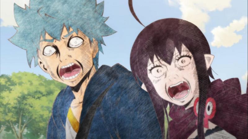 [2.0] Caméos et clins d'oeil dans les anime et mangas!  - Page 9 268538RenaiBoukun03UmezuKazuo
