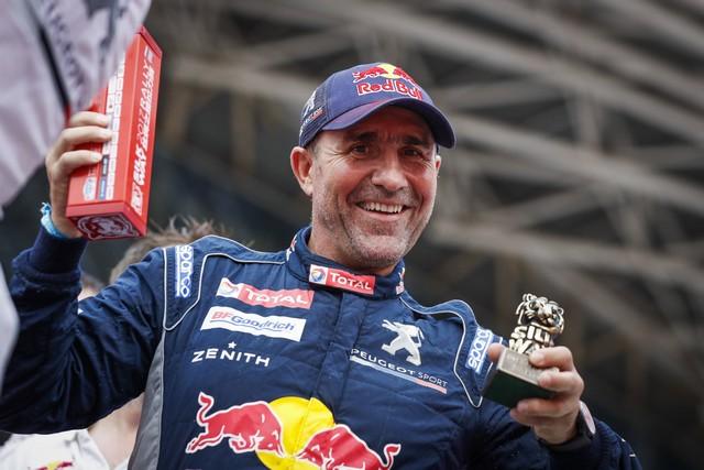 Peugeot Triomphe Pour La Deuxième Année Consécutive Sur Le Silk Way Rally 268593P2017072200294News