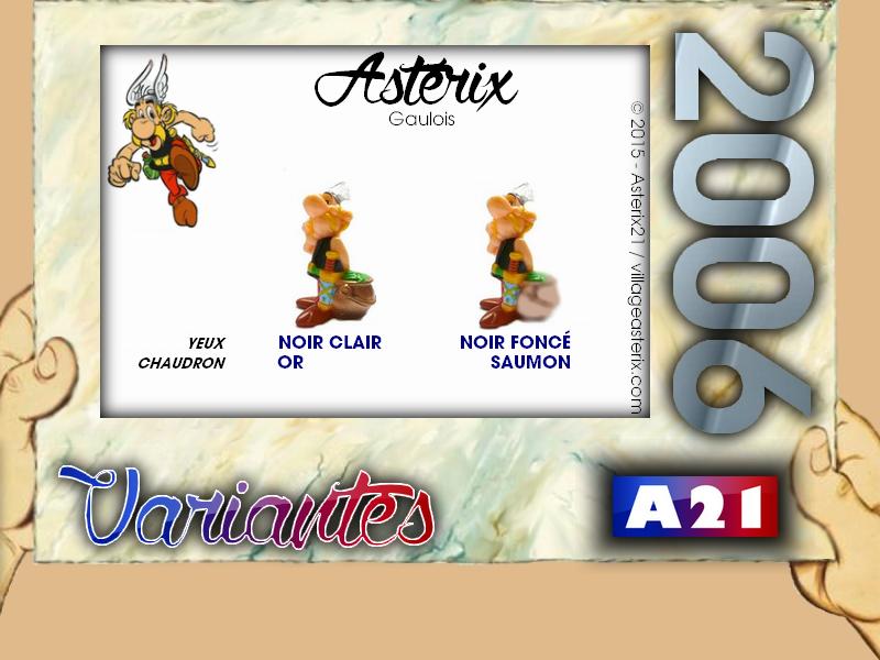 Astérix® les Variantes d'Hier et d'Aujourd'hui [Le Catalogue] 269602MarbreVariantesKinder2006Astrix