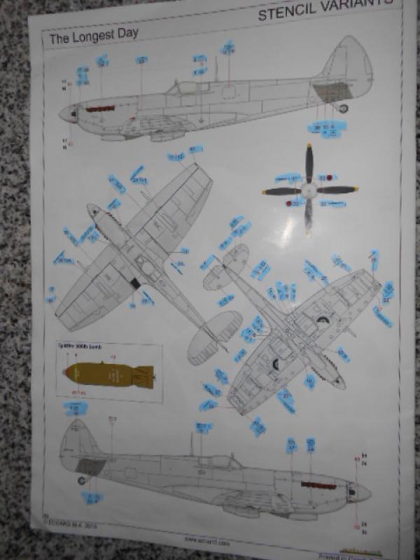 Spitfire juin 44 270963avion002