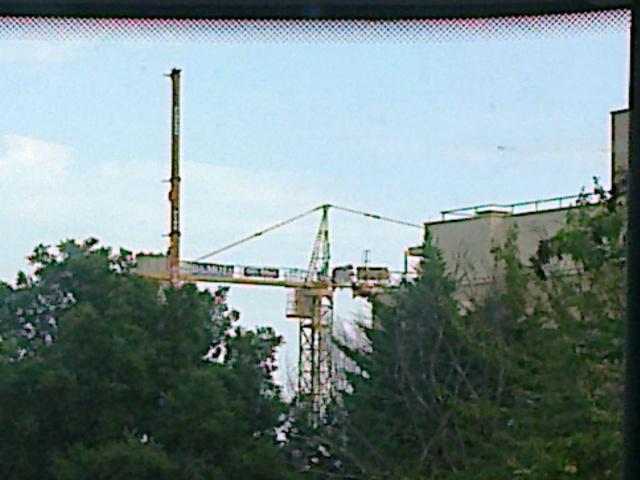 Montages et Démontages de Grues à Tours Potain 271340Photo4705