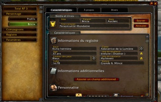 Guide sur l'addon TotalRoleplay: TRP 2 & 3 271382profilpersoparam