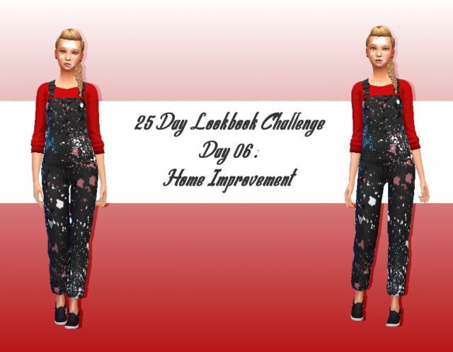 [Look] 25 Day Lookbook Challenge  271576Jour6