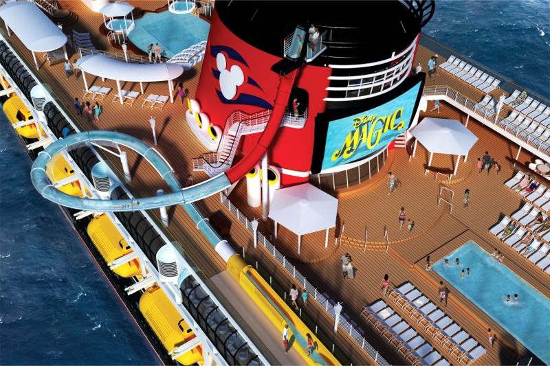 [Disney Cruise Line] - Transformations Disney Magic (2013) & Disney Wonder (2016) et construction de trois nouveaux paquebots (mise en service en 2021, 2022 et 2023) 271807aquadunk1