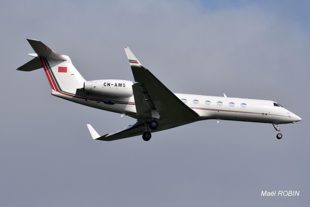 [14/05/2016 ]Gulfstream G550 (CN-AMS) Morocco Air Force 272053DSC01272
